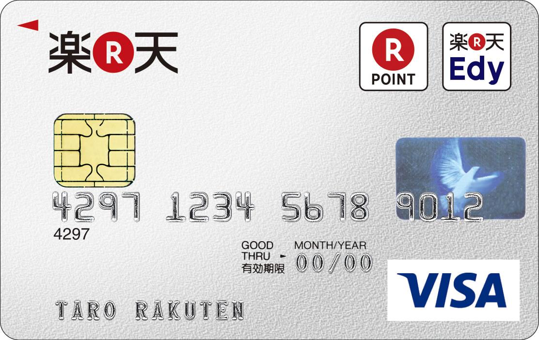 日本最大級の通販サイトの楽天をよく利用するならこのクレジットカード